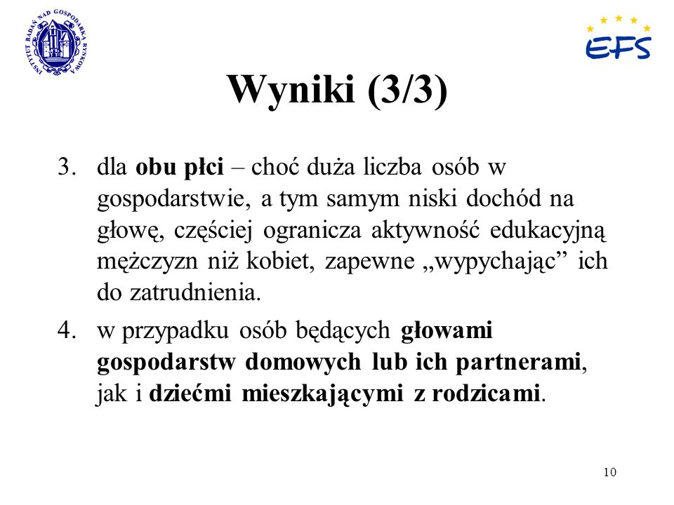 Wyniki (3/3)