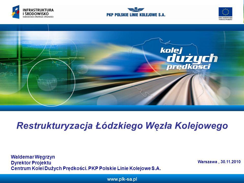Restrukturyzacja Łódzkiego Węzła Kolejowego