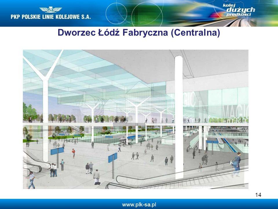 Dworzec Łódź Fabryczna (Centralna)