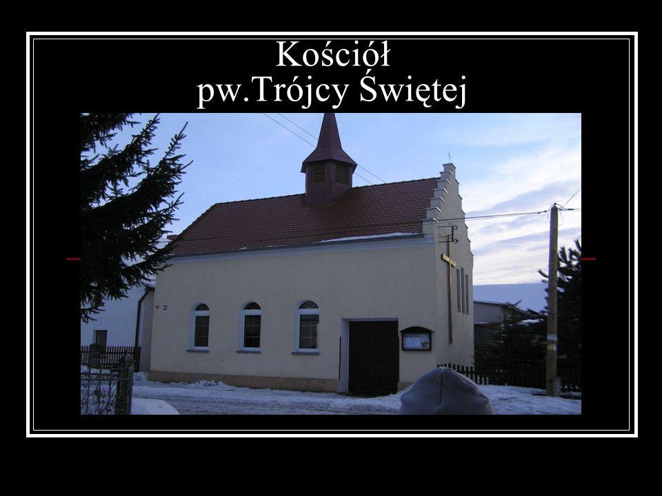Kościół pw.Trójcy Świętej