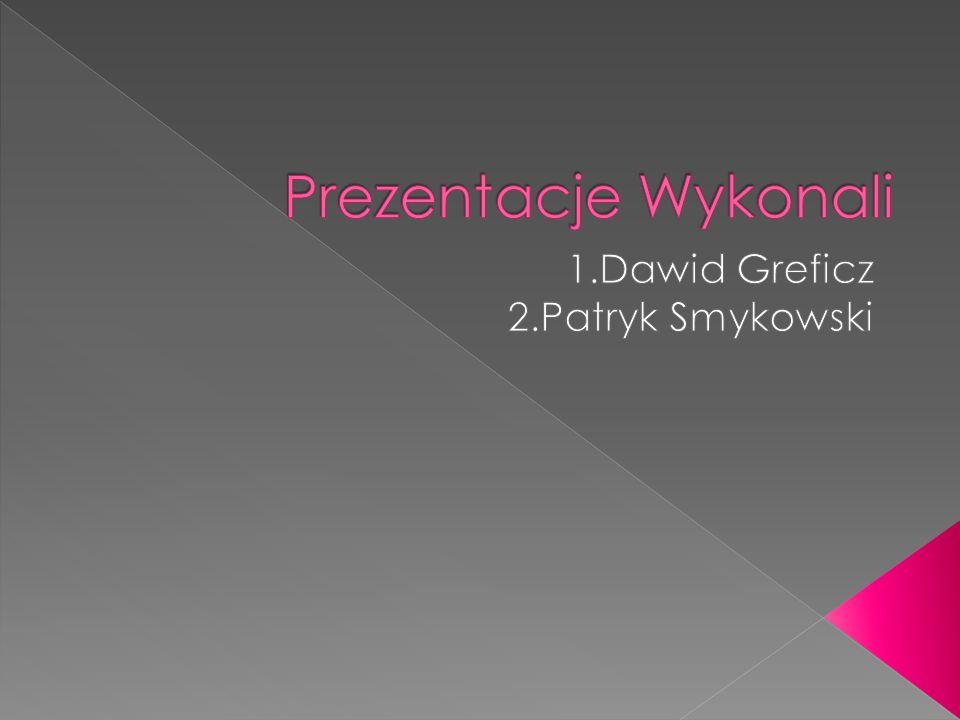 1.Dawid Greficz 2.Patryk Smykowski