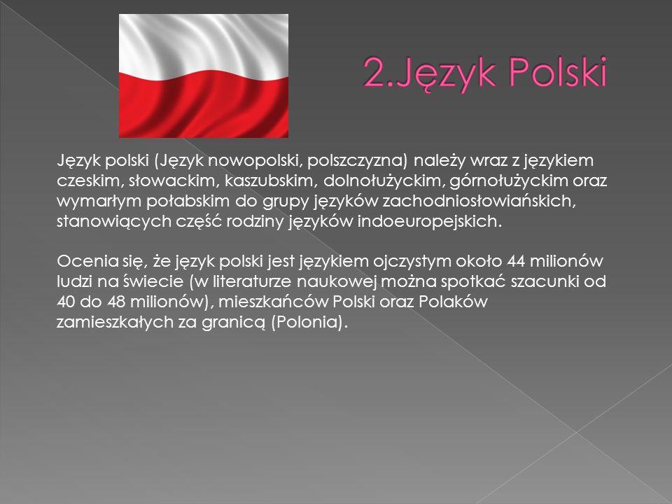 2.Język Polski
