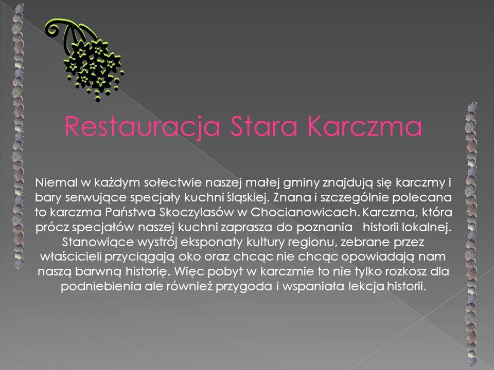 Restauracja Stara Karczma