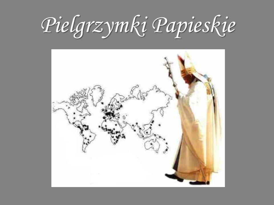 Pielgrzymki Papieskie