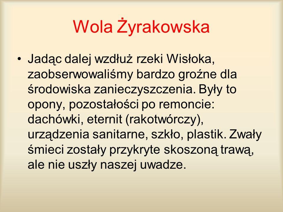 Wola Żyrakowska