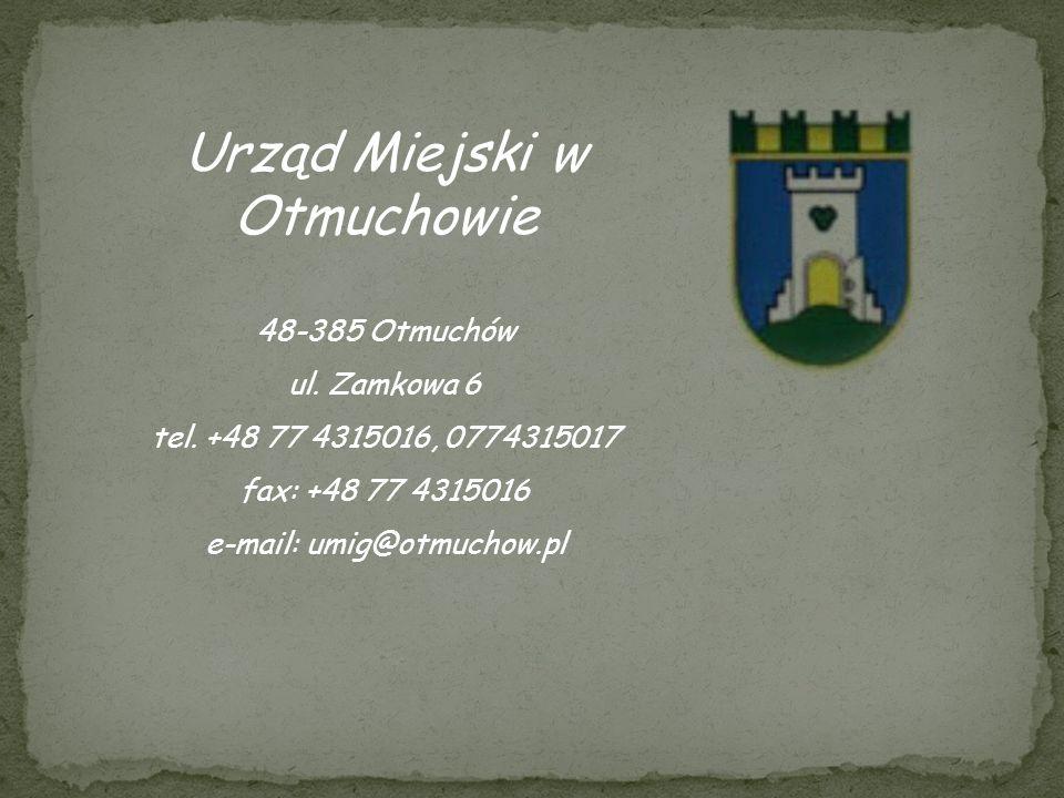 Urząd Miejski w Otmuchowie