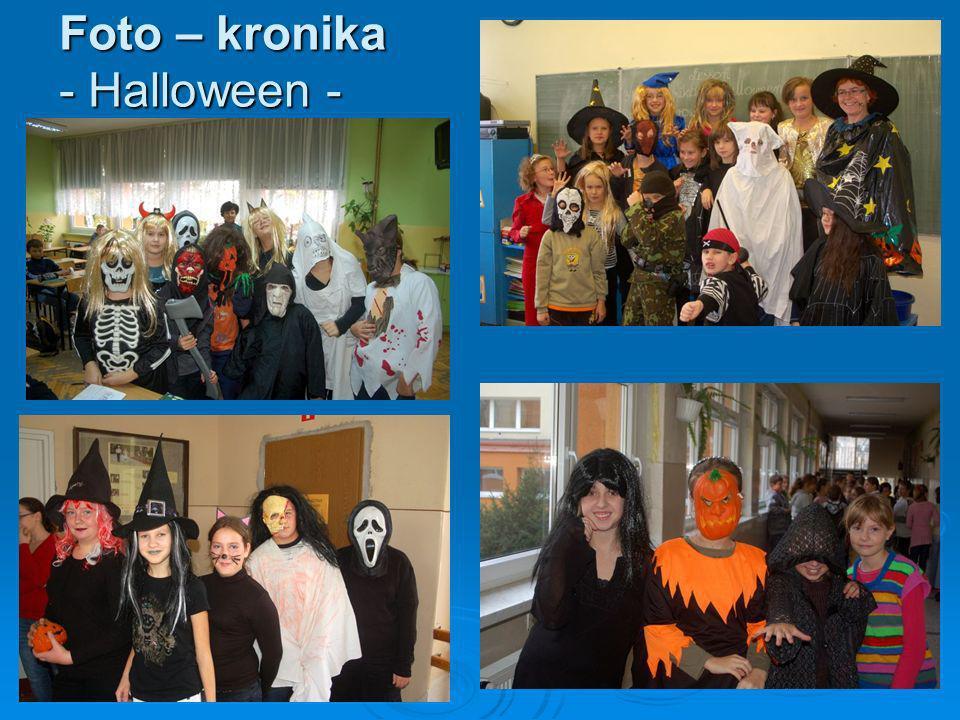 Foto – kronika - Halloween -