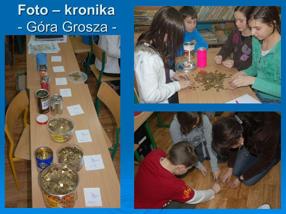 Foto – kronika - Góra Grosza -