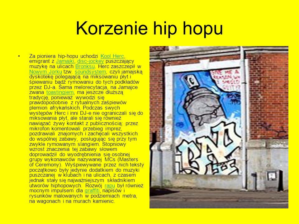 Korzenie hip hopu