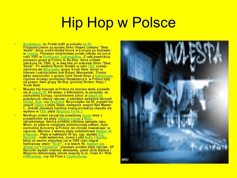 Hip Hop w Polsce