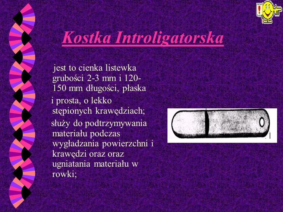 Kostka Introligatorska
