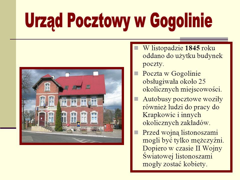 Urząd Pocztowy w Gogolinie