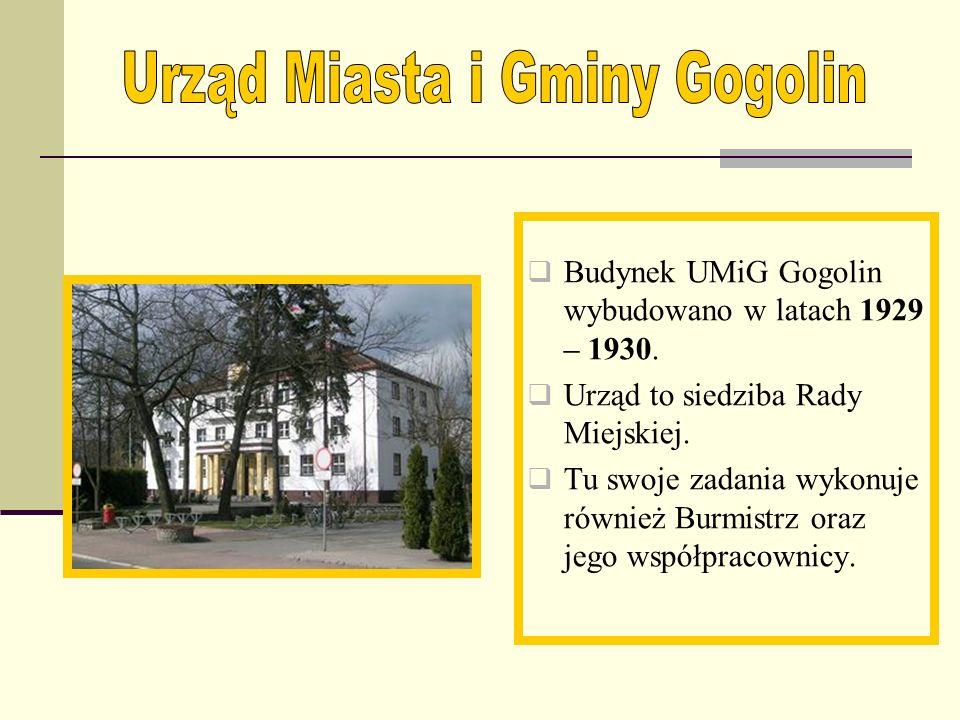 Urząd Miasta i Gminy Gogolin