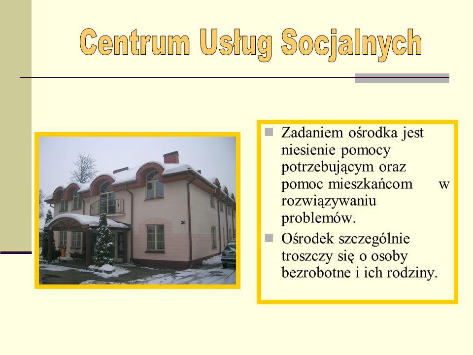 Centrum Usług Socjalnych