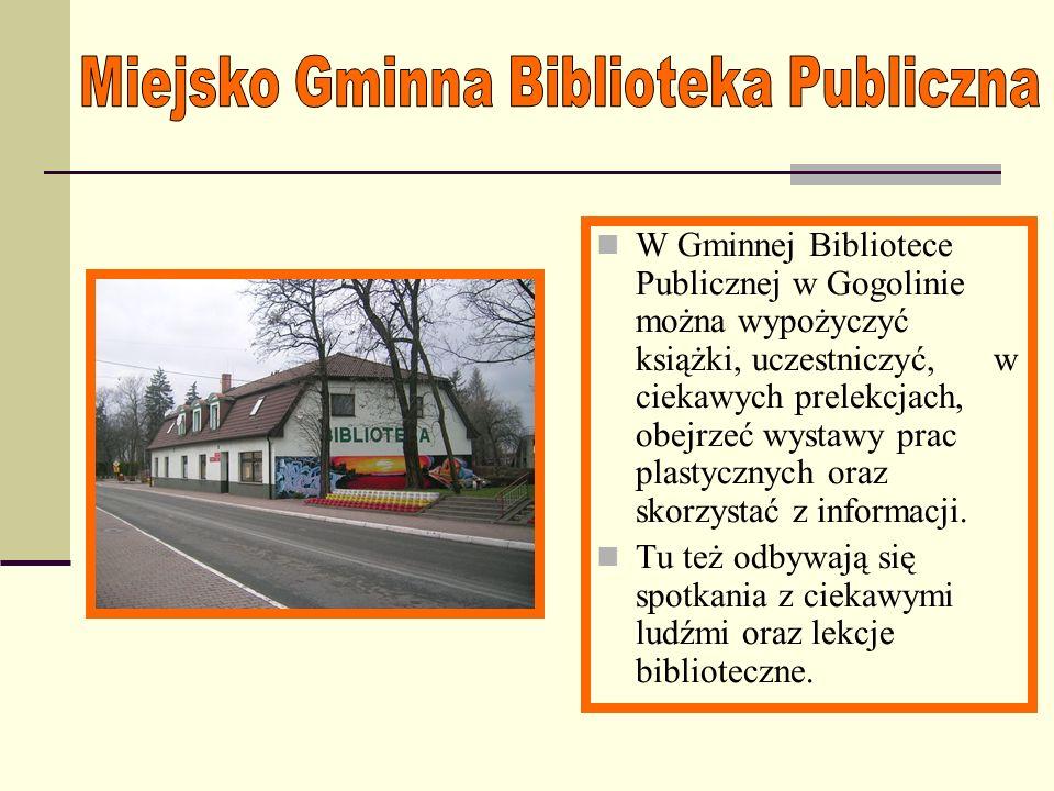 Miejsko Gminna Biblioteka Publiczna