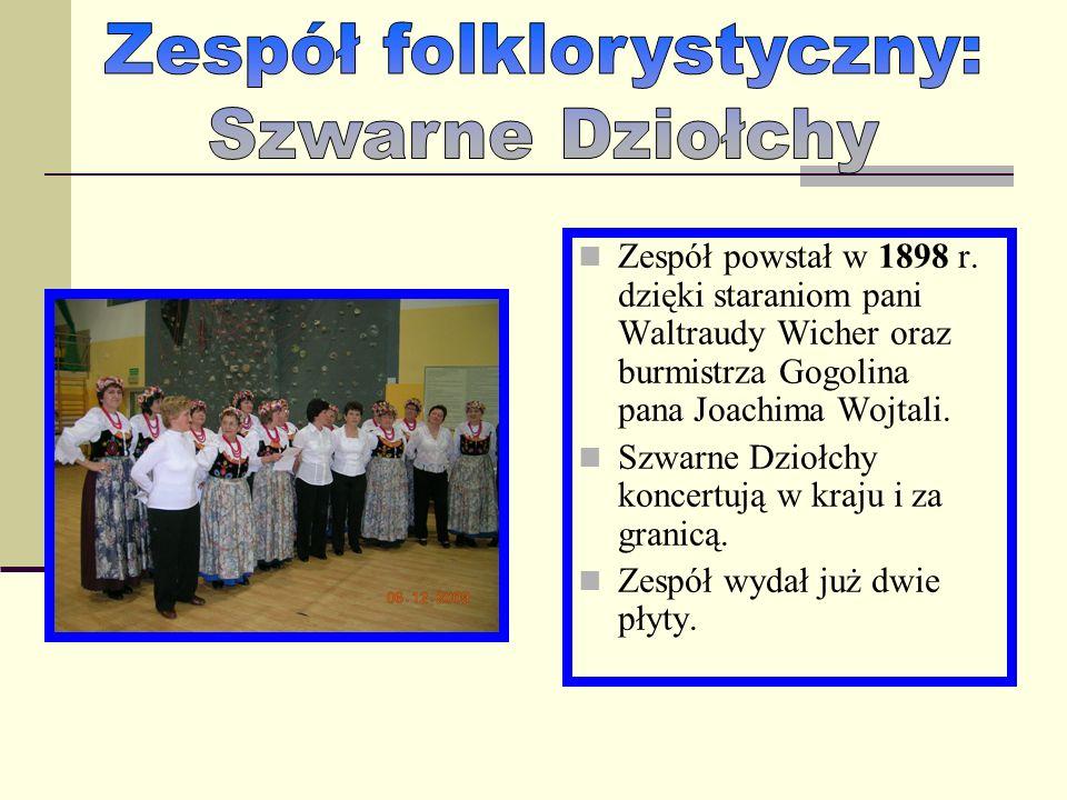 Zespół folklorystyczny: