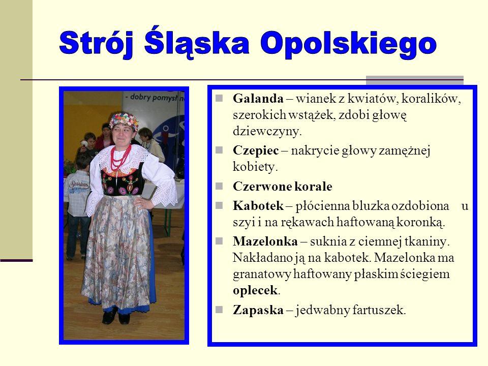 Strój Śląska Opolskiego