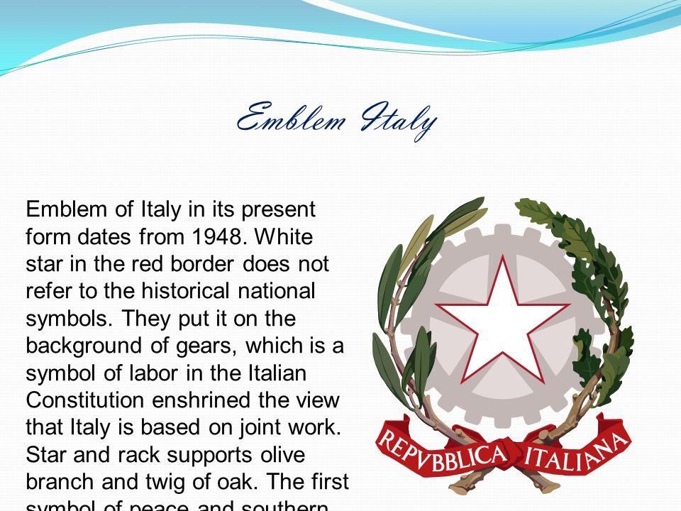 Emblem Italy