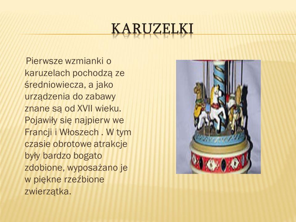 Karuzelki