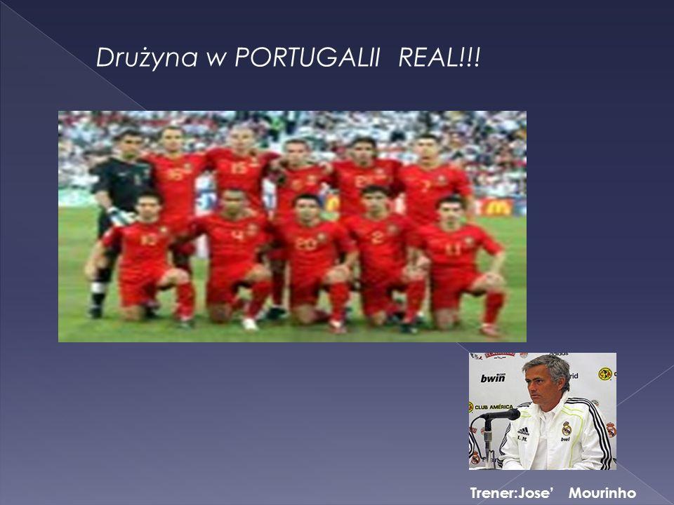 Drużyna w PORTUGALII REAL!!!