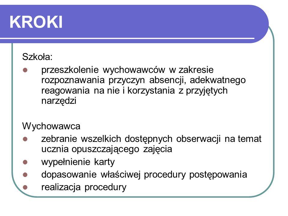 KROKI Szkoła: