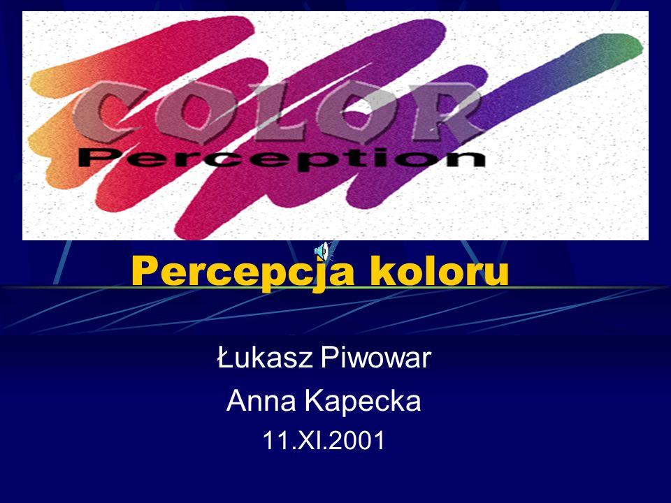Łukasz Piwowar Anna Kapecka 11.XI.2001