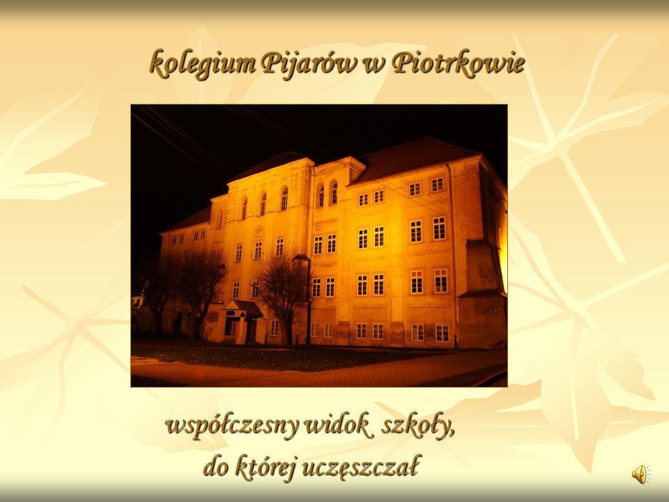 kolegium Pijarów w Piotrkowie