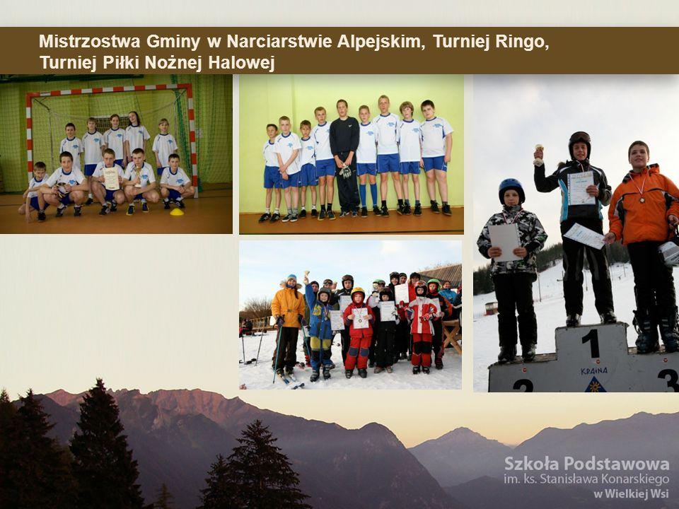 Mistrzostwa Gminy w Narciarstwie Alpejskim, Turniej Ringo,
