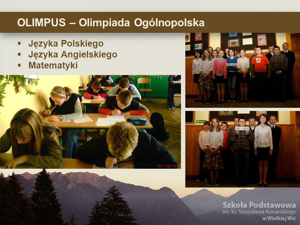 OLIMPUS – Olimpiada Ogólnopolska