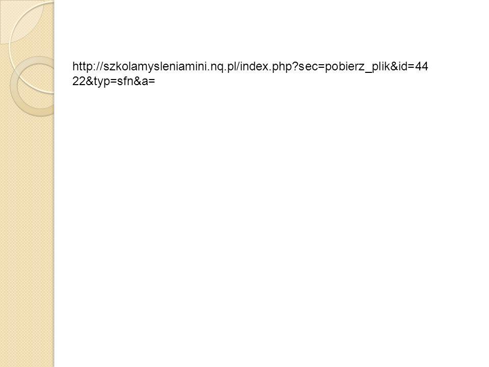 http://szkolamysleniamini. nq. pl/index. php