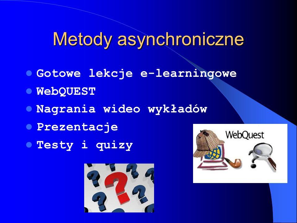 Metody asynchroniczne