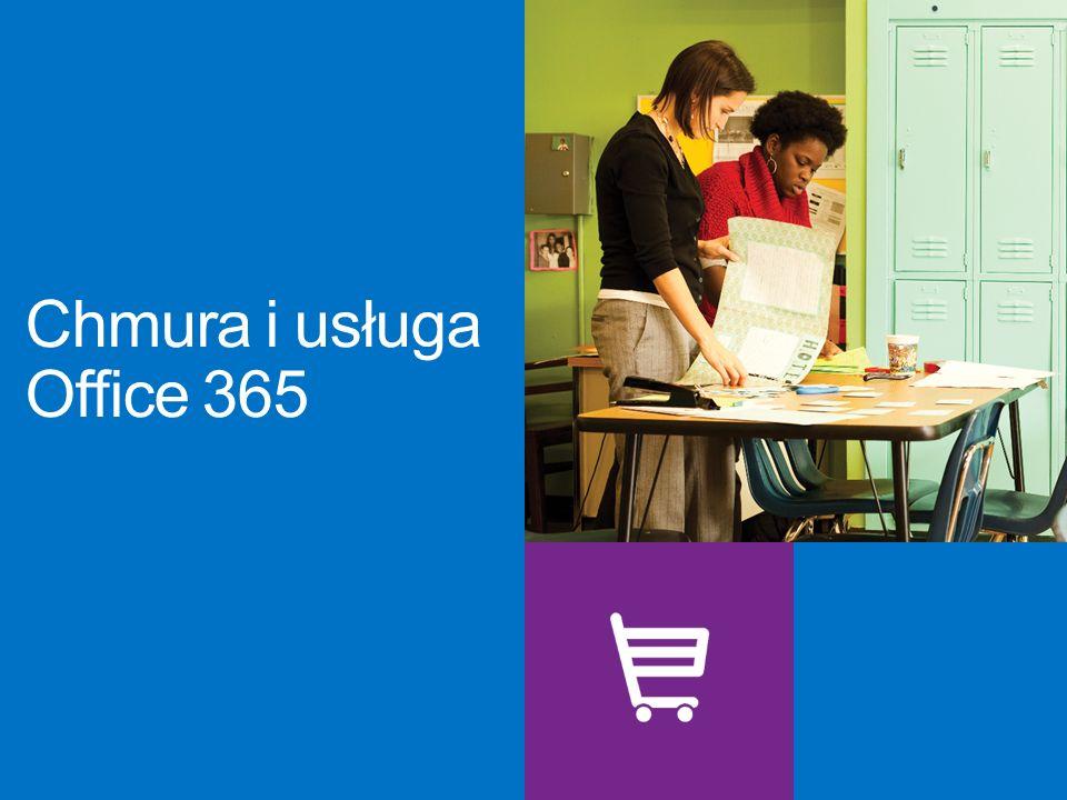 Chmura i usługa Office 365