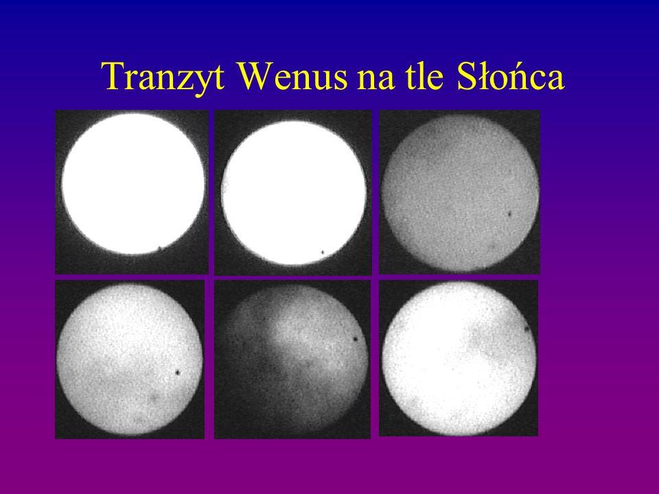 Tranzyt Wenus na tle Słońca