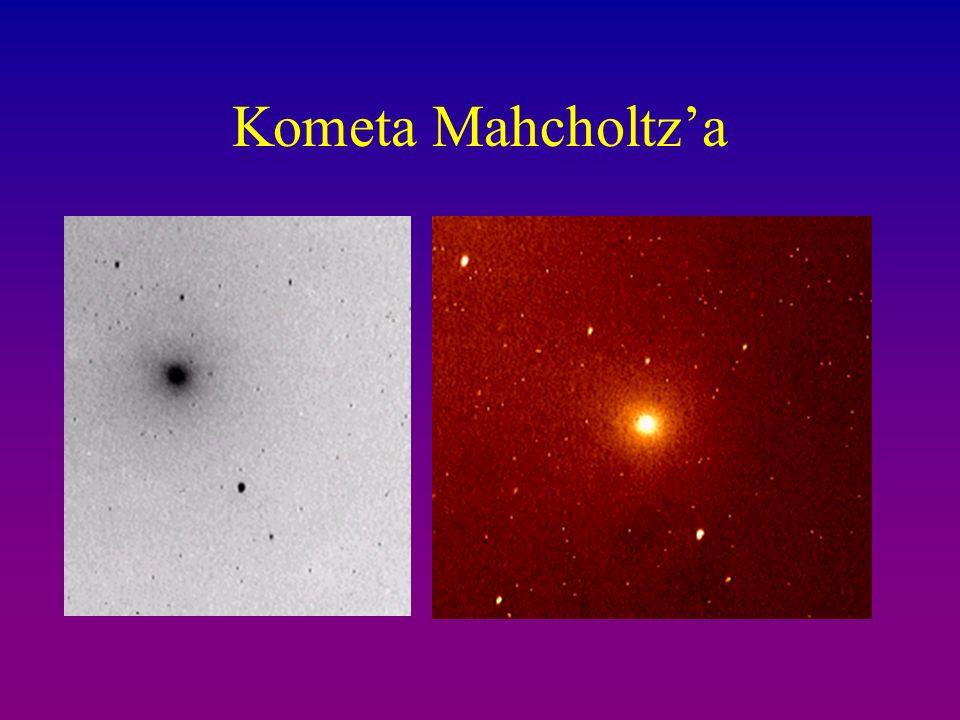 Kometa Mahcholtz'a