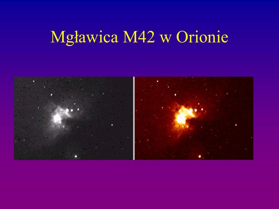 Mgławica M42 w Orionie