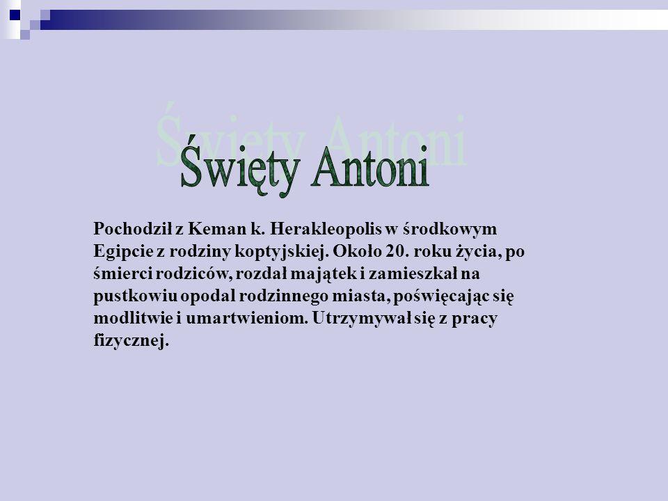 Święty Antoni