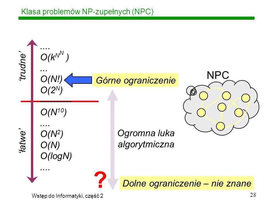 Klasa problemów NP-zupełnych (NPC)