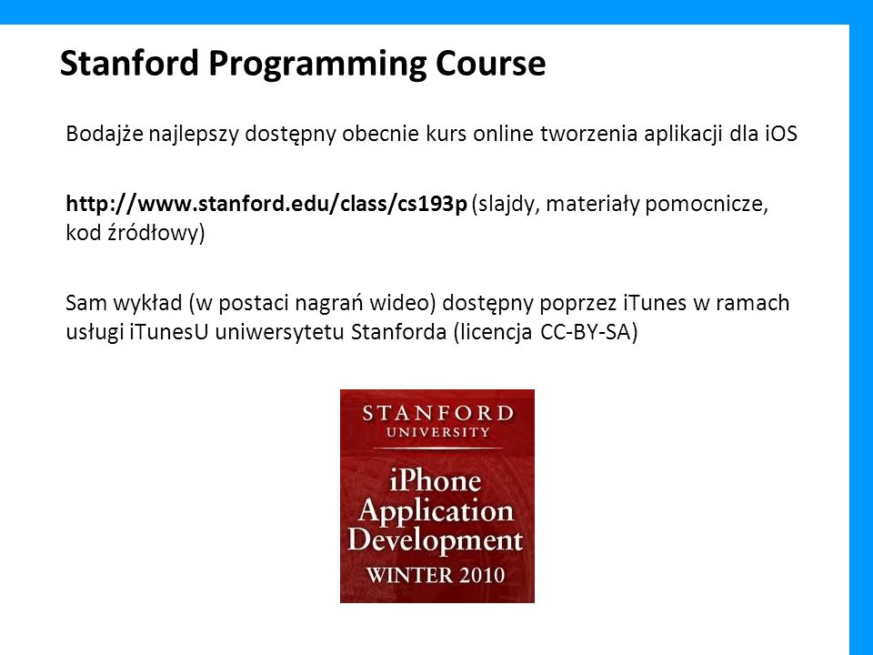 Stanford Programming Course