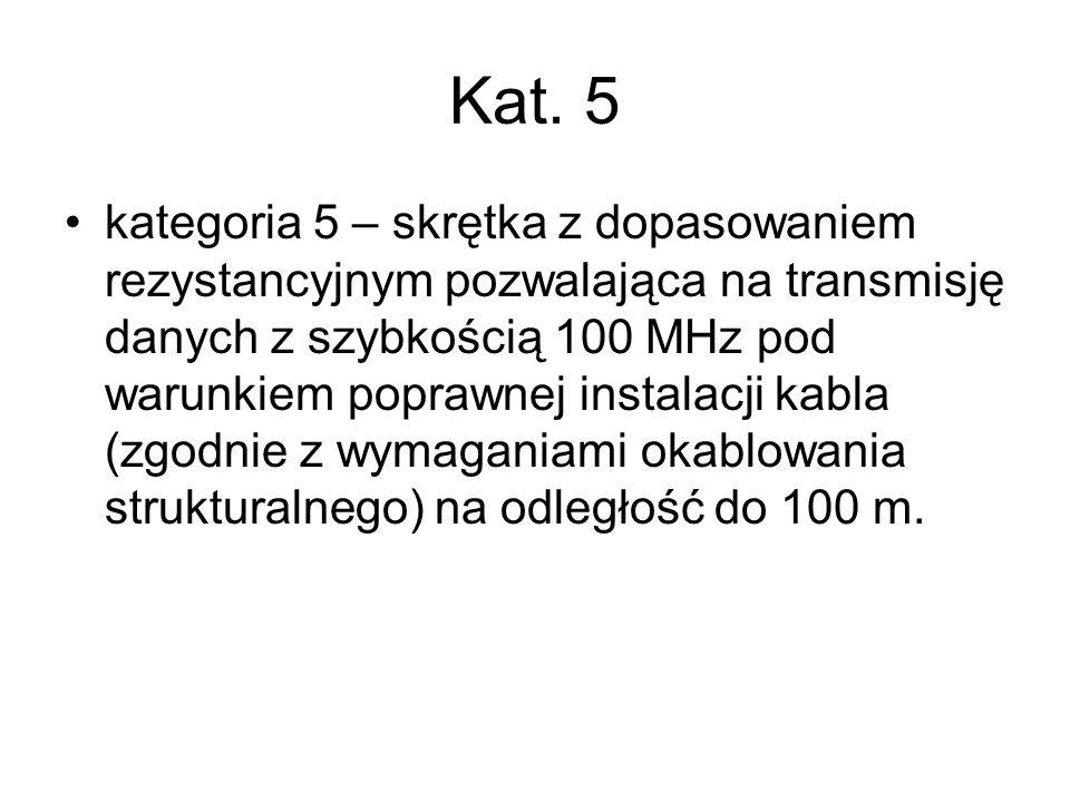 Kat. 5
