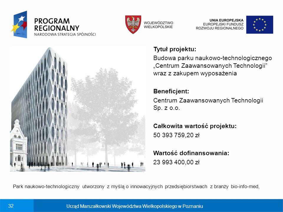 Centrum Zaawansowanych Technologii Sp. z o.o.