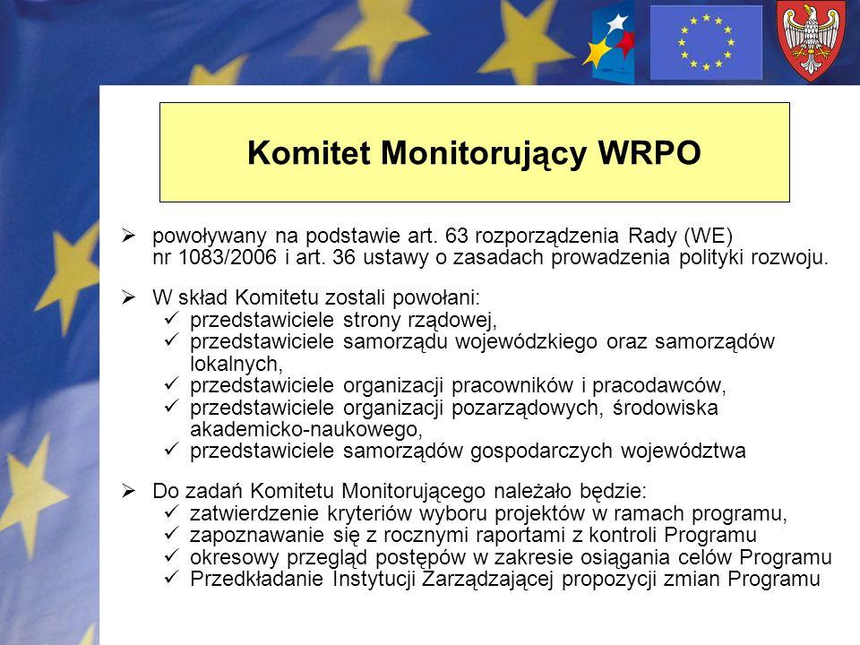 Komitet Monitorujący WRPO