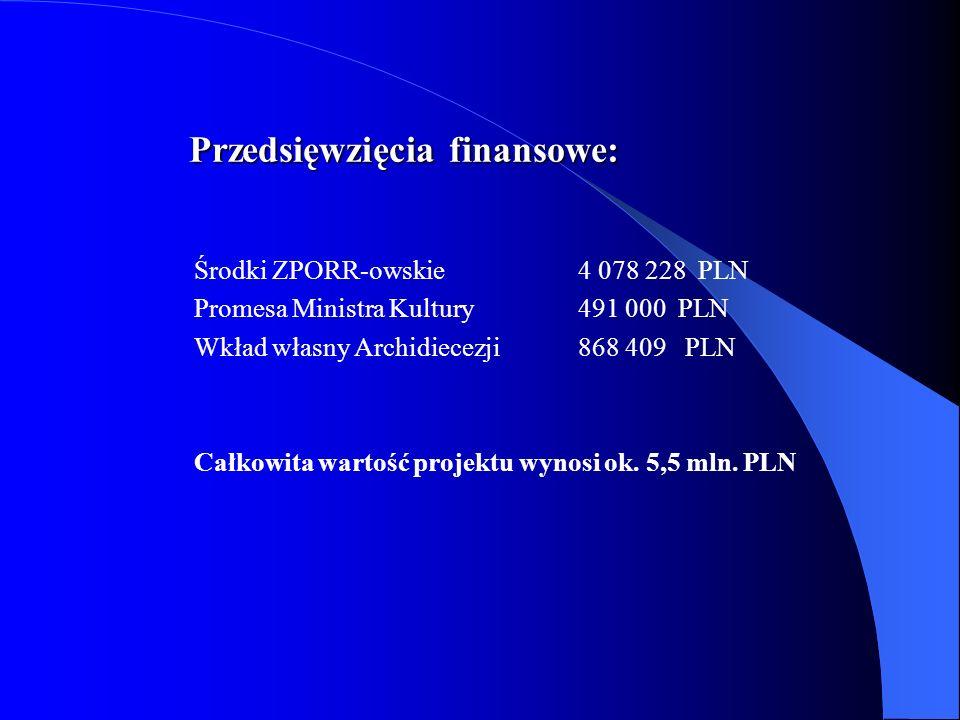 Przedsięwzięcia finansowe: