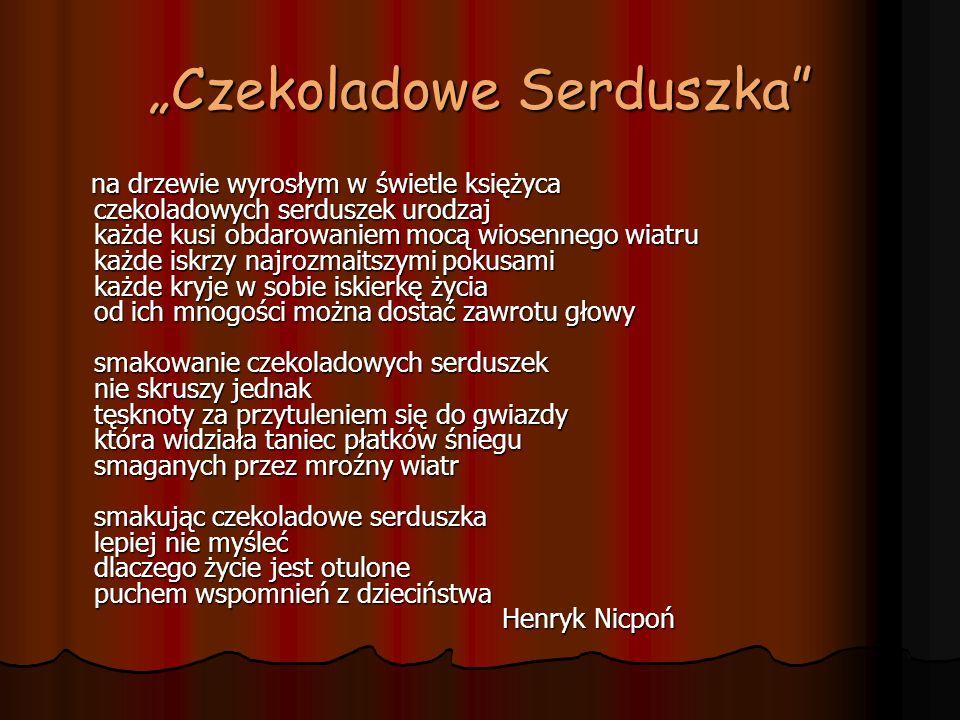 """""""Czekoladowe Serduszka"""