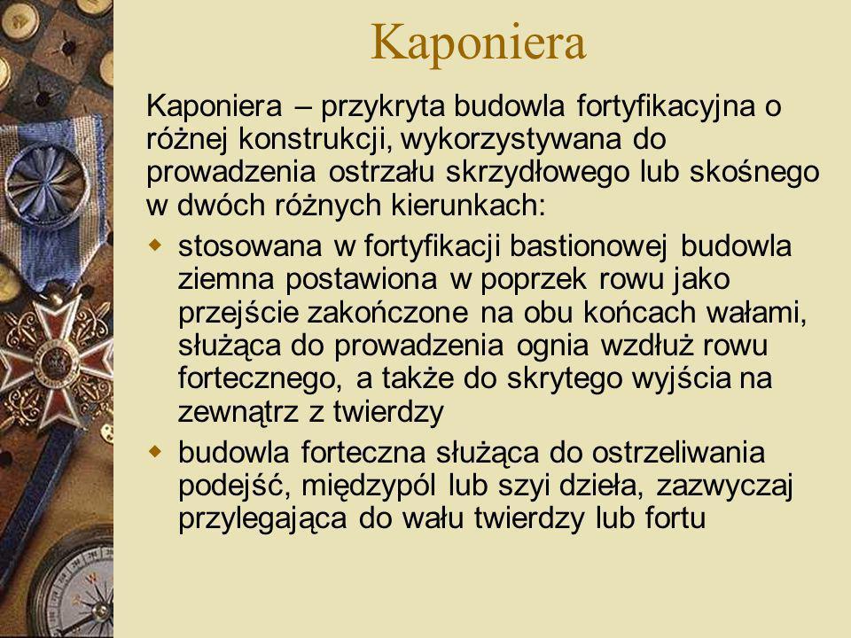Kaponiera