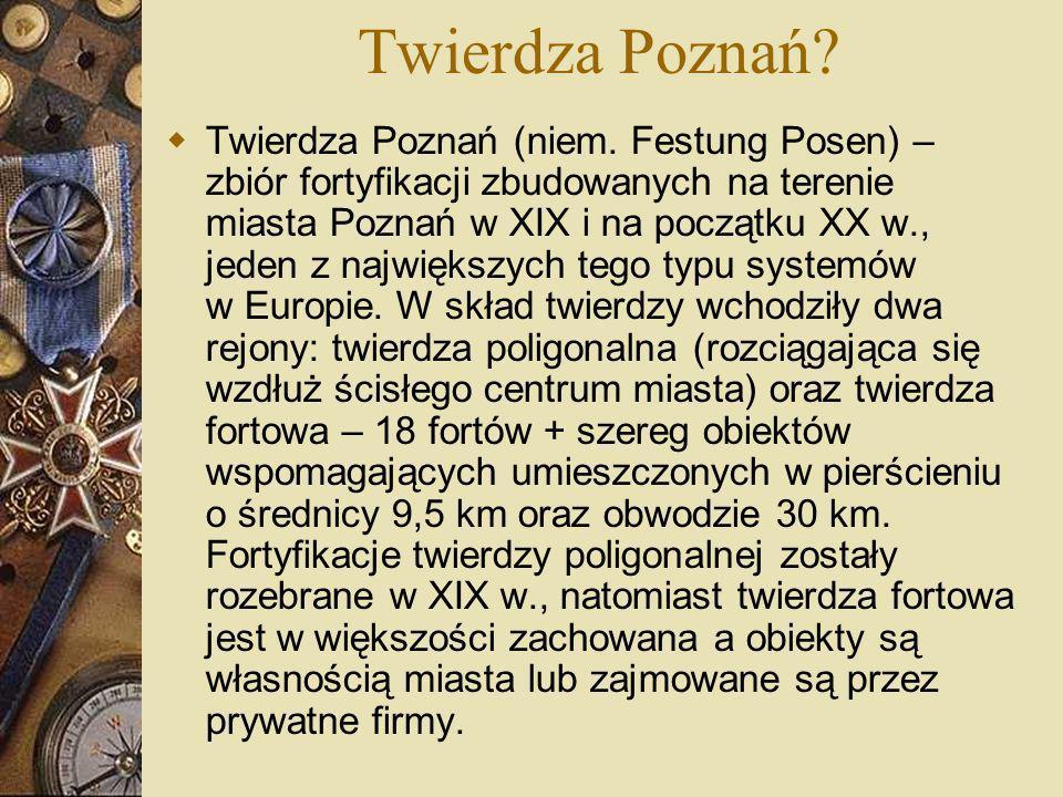 Twierdza Poznań