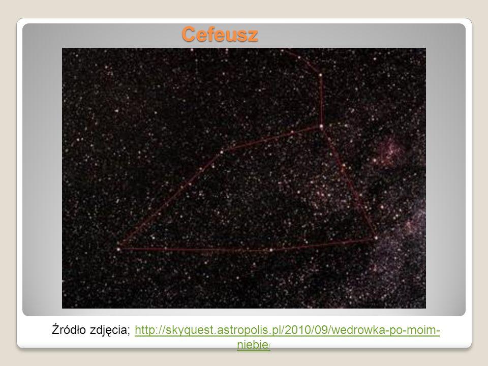 Cefeusz Źródło zdjęcia; http://skyquest.astropolis.pl/2010/09/wedrowka-po-moim-niebie/