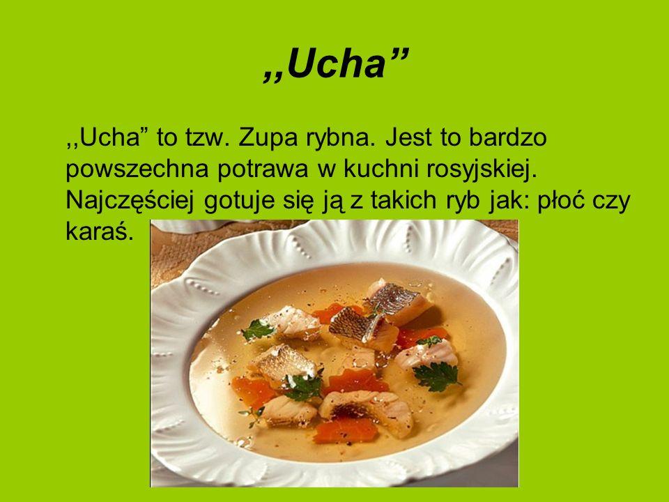 ,,Ucha
