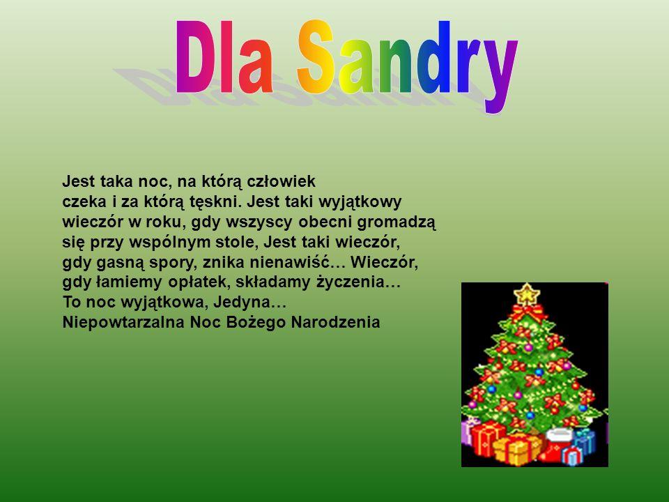 Dla Sandry