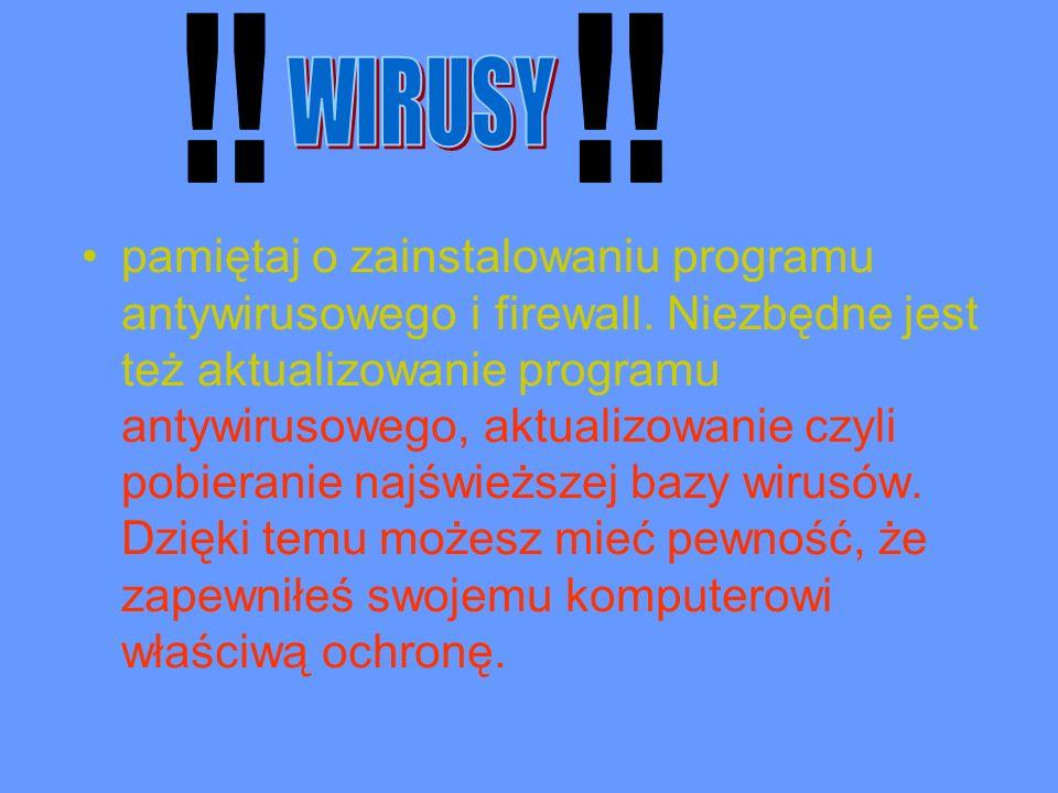 !! !! WIRUSY.