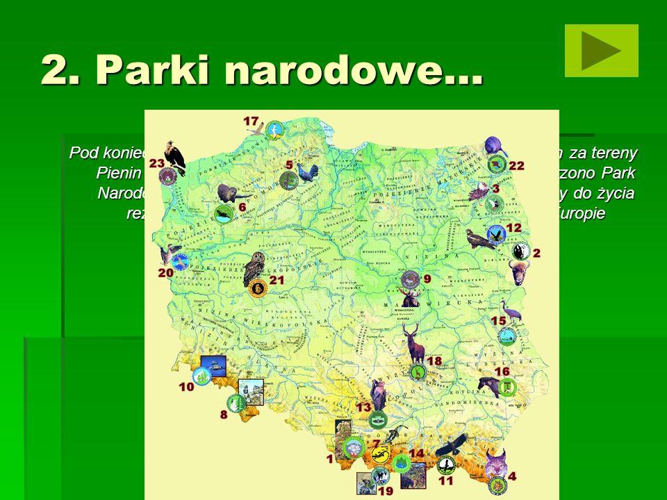 2. Parki narodowe…